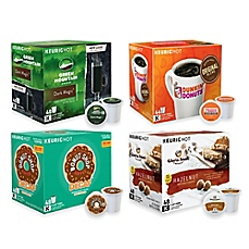 Keurig® K-Cup® Pack Coffee Value Packs