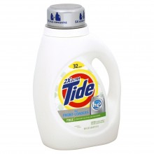 Tide Detergent, for Front-Loaders 50 fl oz (1.56 qt) 1.47 lt