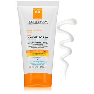 La Roche-Posay Anthelios 60 Cooling Water-Lotion Sunscreen (5 fl oz.)