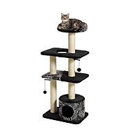 """Midwest Tower Cat Tree, 22"""" L X 15"""" W X 50.5"""" H"""