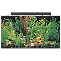SeaClear Rectangular Aquarium Combo, 50 Gallons