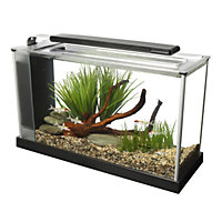 "Fluval Spec V Aquarium Kit in Black, 20.5"" L X 7.5"" W X 11.6"" H"