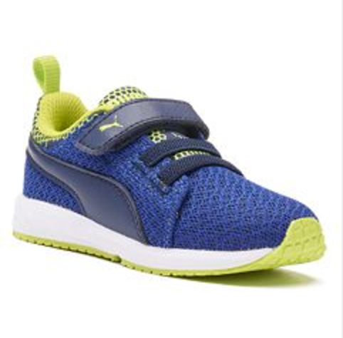 PUMA Carson Runner Toddler Boys' Running Shoes