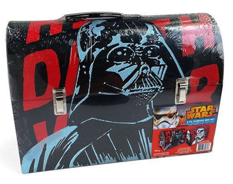 Star Wars 2-pc. Darth Vader & Stormtrooper Nesting Storage Box Set