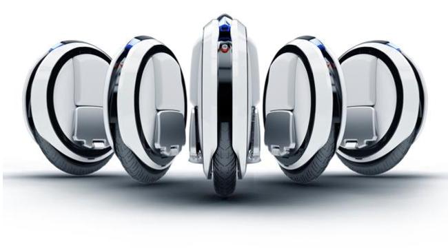 Ninebot One C+ Electric Unicycle - White
