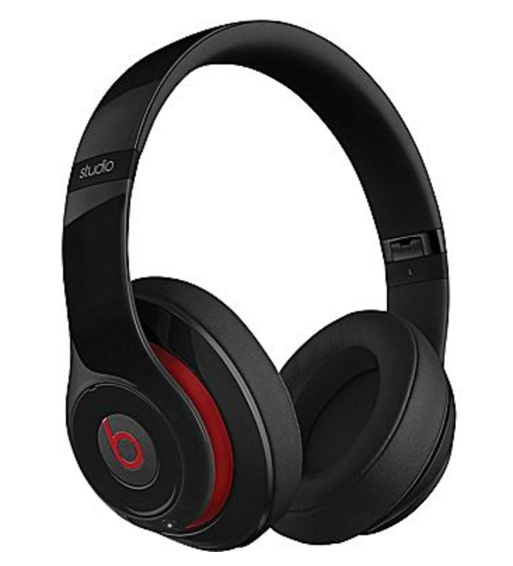 Beats by Dr. Dre Studio On-Ear Headphones, Black
