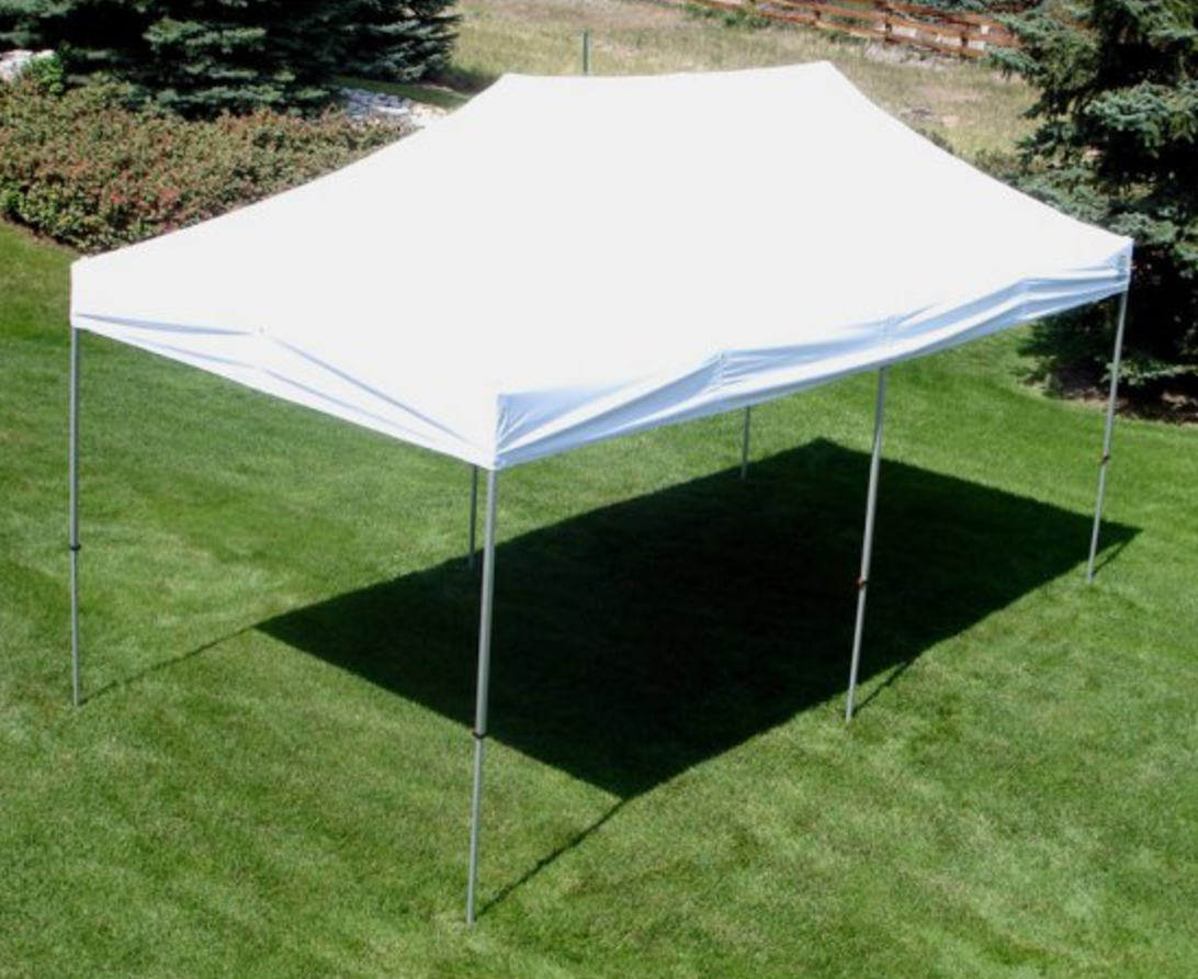 UnderCover® 10 x 20 ft. Super Lightweight Aluminum PARTY Instant Canopy