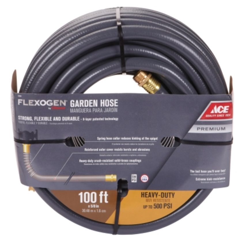 Ace® Flexogen® 5/8in X 100ft Garden Hose