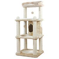 """Trixie Belinda Cat Tree Playground, 23.5"""" L X 15.25"""" W X 36"""" H"""