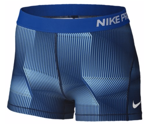 """NIKE PRO COOL 3"""" COMPRESSION SHORTS - WOMEN'S"""