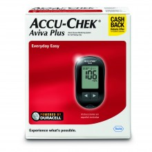 Accu check aviva diabetes monitoring kit, 1 kit