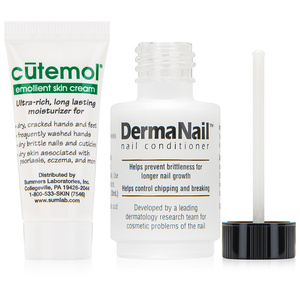 Summers Laboratories DermaNail Nail Conditioner 2-In-1 Kit (2 piece)