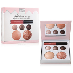 Laura Geller New York Glam On The Go Palette - Shades of Cool (1 piece)