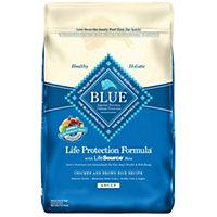 Blue Buffalo Chicken & Brown Rice Adult Dog Food, 6 lbs.