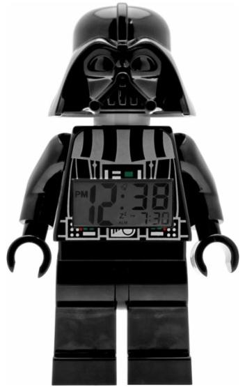 BulbBotz - LEGO Star Wars Giant Minifigure Alarm Clock - Styles May Vary