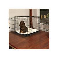 """Petco Premium 2-Door Dog Crate, 30"""" L x 19"""" W x 21"""" H"""