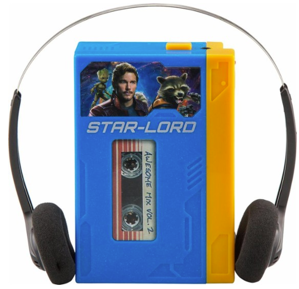eKids - Guardians of the Galaxy mini MP3 boombox
