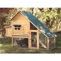 CASTLECREEK Chicken Coop Farm House