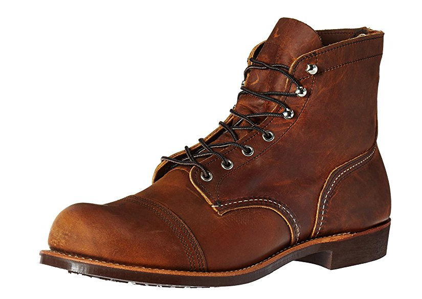 "Red Wing Heritage Iron Ranger 6"" Boot"