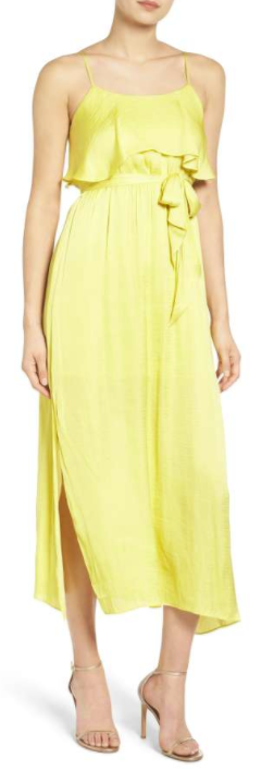 Serena Maxi Dress BARDOT