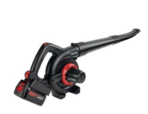 Craftsman 40V Lithium Cordless Sweeper