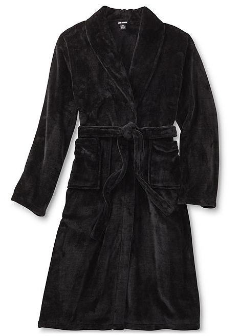 Joe Boxer Men's Plush Bathrobe