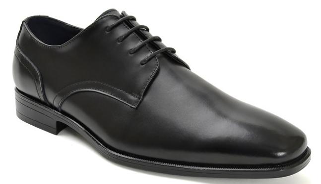 Joseph Abboud Men's Classic Leather Dress Shoes