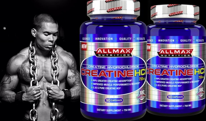 Buy 1 Get 1 Free: ALLMAX Ultra-Potent Creatine HCl Post-Workout Supplement 90-Count (2-Pack)