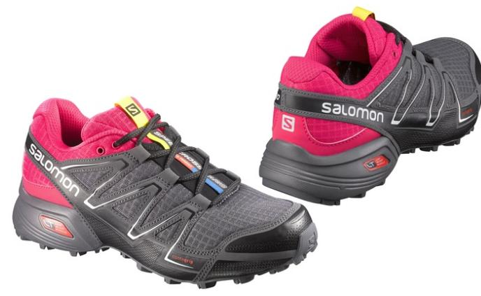 Salomon Women's Running Shoes (Sizes 8, 8.5, 9, 10)