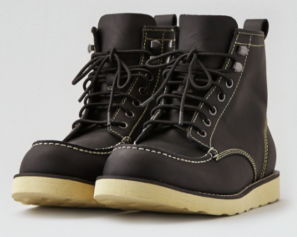 AEO LEATHER RUGGED BOOT