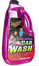 Meguiar's Deep Crystal Car Wash (64 oz.)