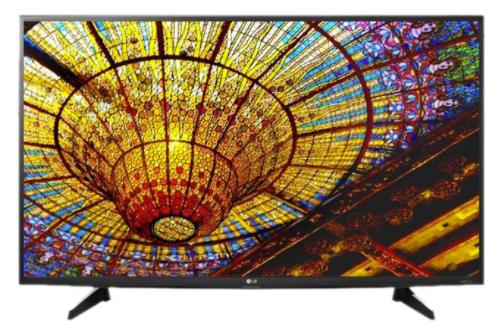 LG Electronics 49UH6100 49-Inch 4K Ultra HD Smart LED TV