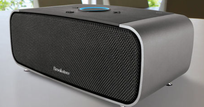 Big Blue StudioB Wireless Bluetooth Speaker