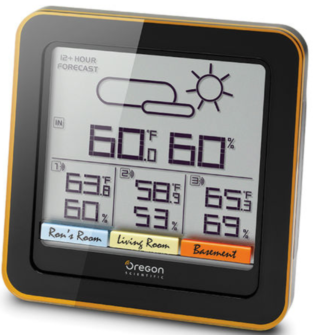 Oregon Scientific Home Climate Monitor