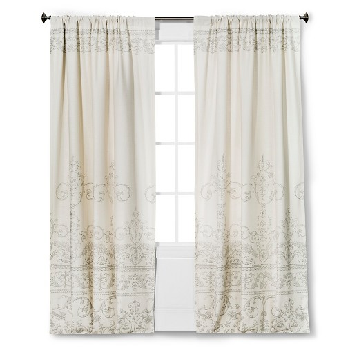 Vintage Gate Curtain Panel - The Industrial Shop™