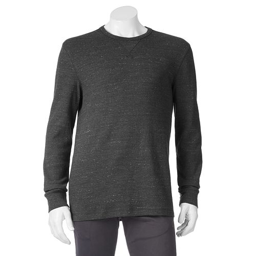 Men's SONOMA Goods for Life™ Heathered Thermal Tee