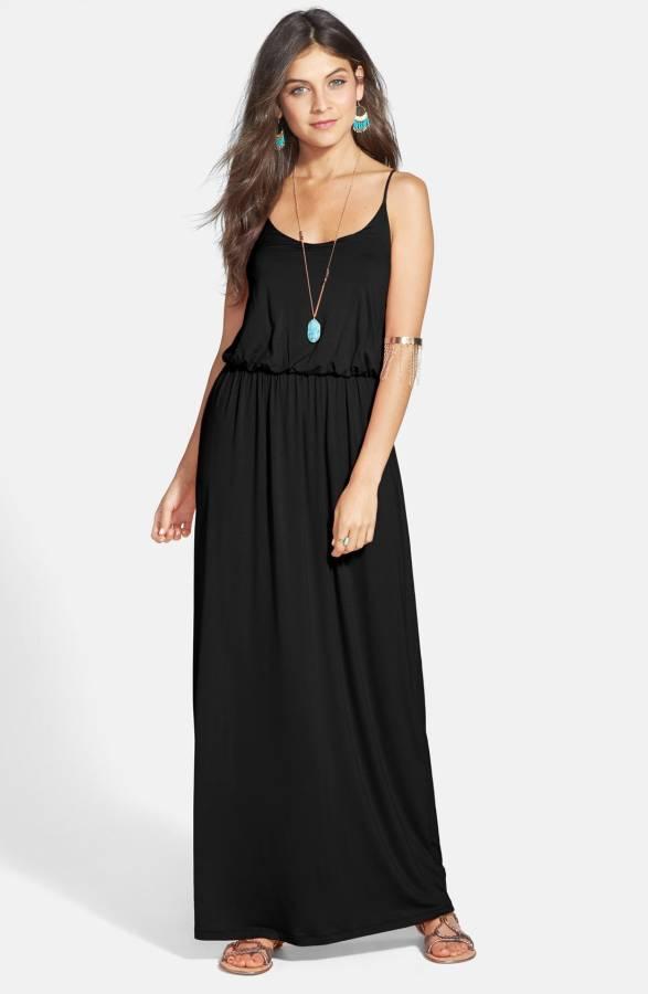 Knit Maxi Dress LUSH