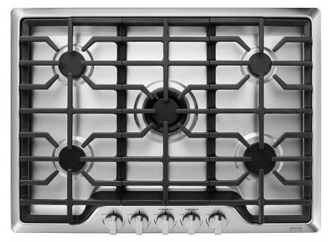 """Kenmore Elite 32703 30"""" Gas Cooktop - Stainless Steel"""