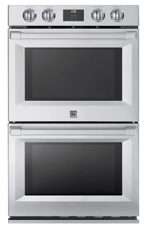 "Kenmore Pro 41143 30"" Electric Double Wall Oven - Stainless Steel"