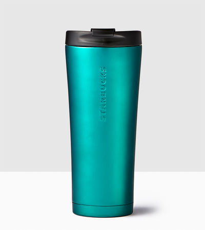 Turquoise Stainless Steel Tumbler