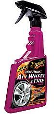 Meguiar's Hot Rims All Wheel & Tire Cleaner Spray