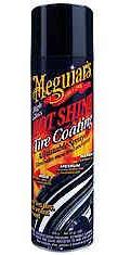 Meguiar's Hot Shine Tire Coating Spray (15 oz.)