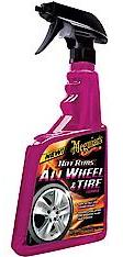 Meguiar's Hot Rims All Wheel & Tire Cleaner Spray (24 oz.)
