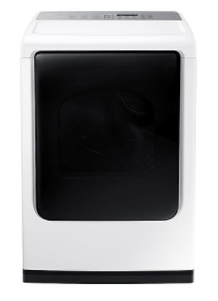 Samsung DV50K8600EW 7.4 cu. ft. Large Capacity Electric Front Load Dryer White