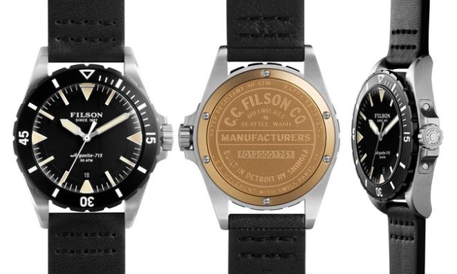 Filson Men's Watches