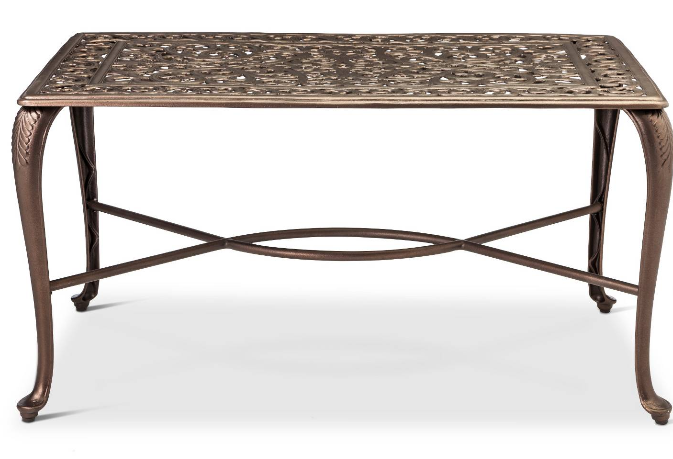 Folwell Cast Aluminum Coffee Table - Threshold™