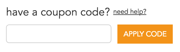 How to apply promo code at The Children's Place