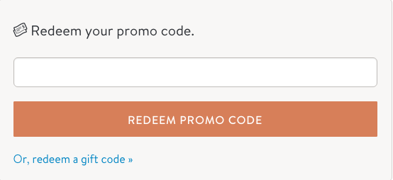 How to apply promo code at Stitch Fix