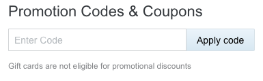 How to apply promo code at Walgreens