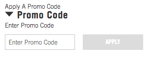 Where to enter Reef promo code